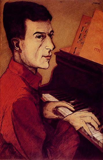 Portrait de Maurice_Ravel