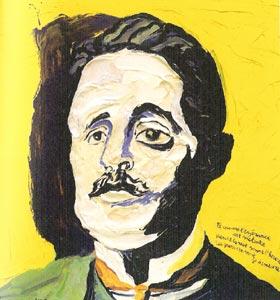 Guillaume Apollinaire par Charles Szymkowicz