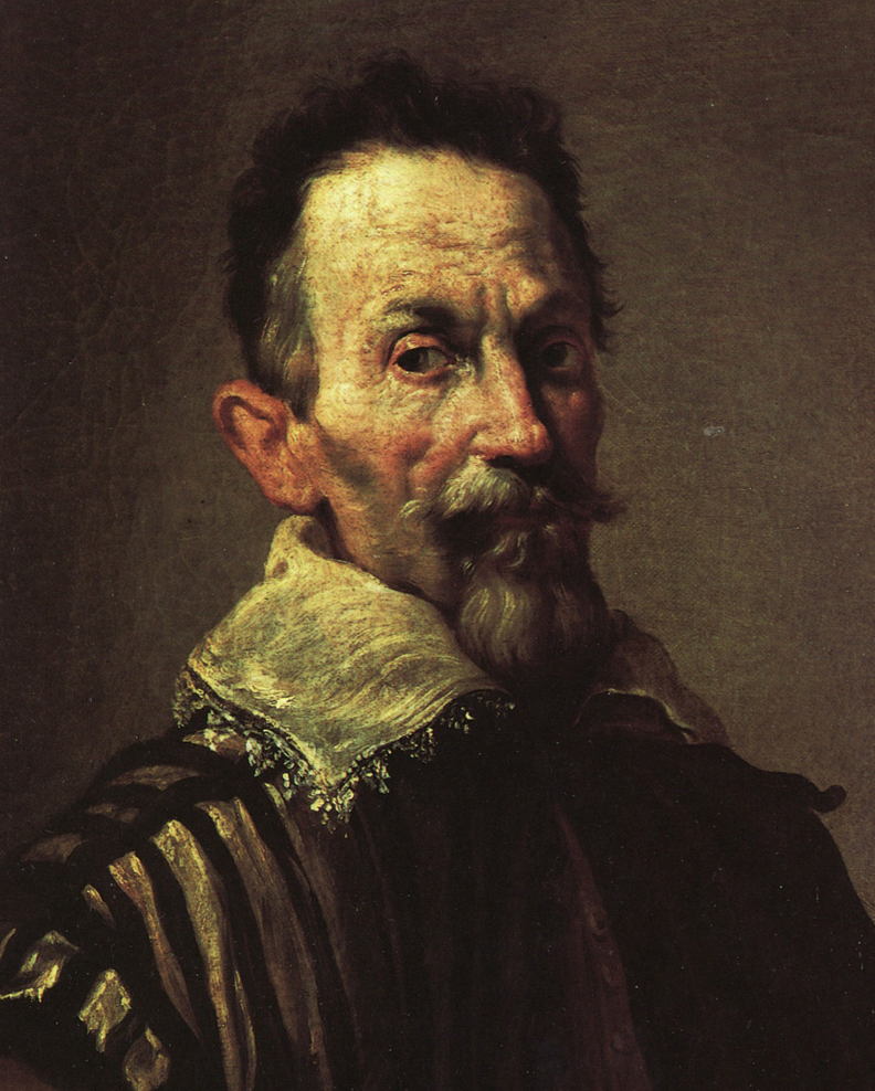 Monteverdi en 1640 par Domenico Fetti