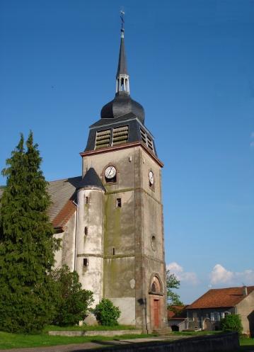 Eglise de Domjevin