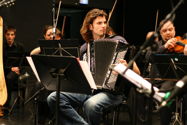 Vincent Peirani, accordéon