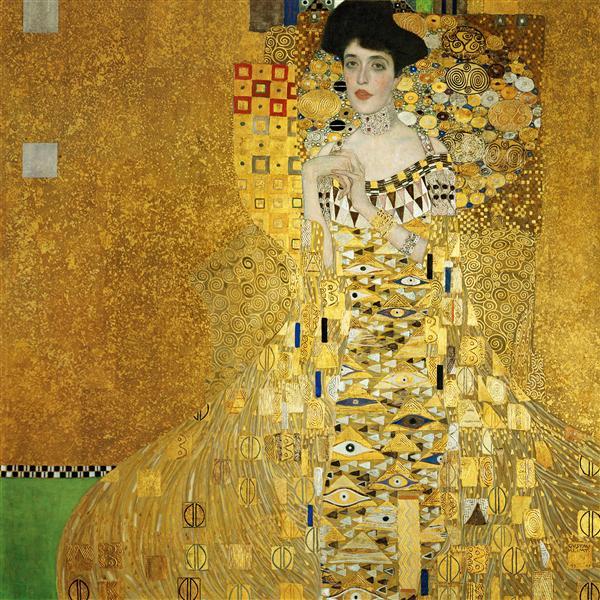 Gustav Klimt, Portrait d'Adèle Bloch-Bauer