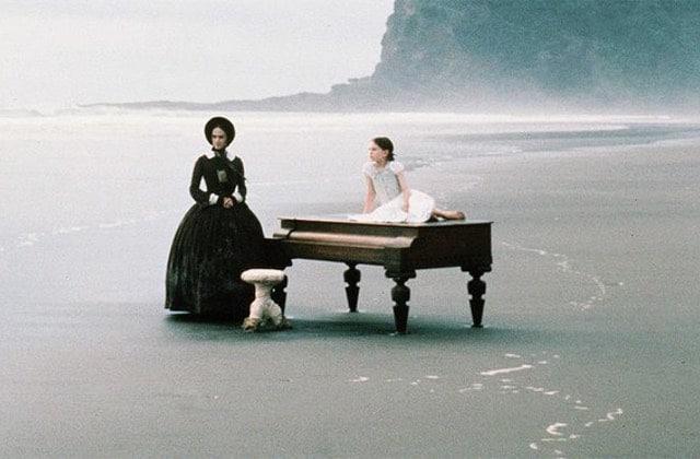 Photo du film 'La leçon de piano' de Jane Campion