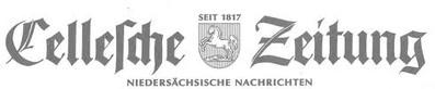 Affiche du concert donné à Celle (Allemagne)en 2005