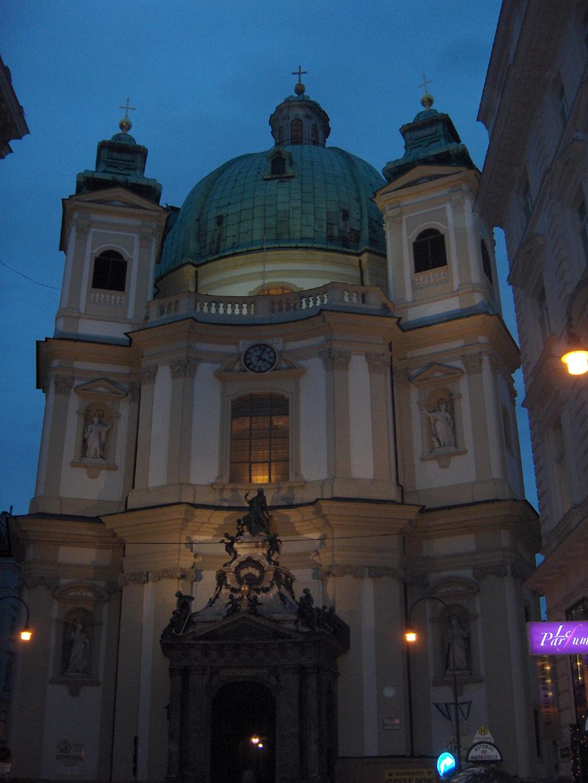 Peterskirche Salzburg