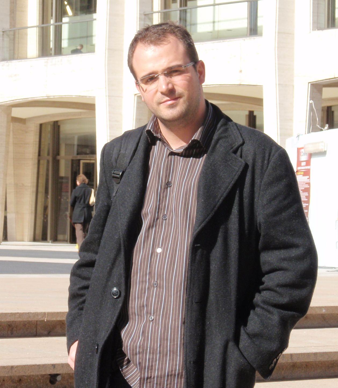 Jeffrey NAU à New York