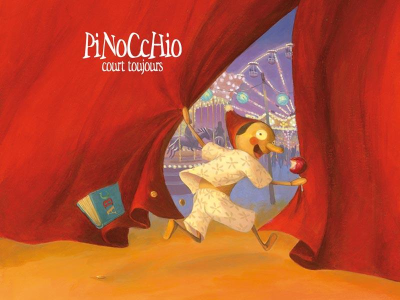 Pinocchio de Romain Didier