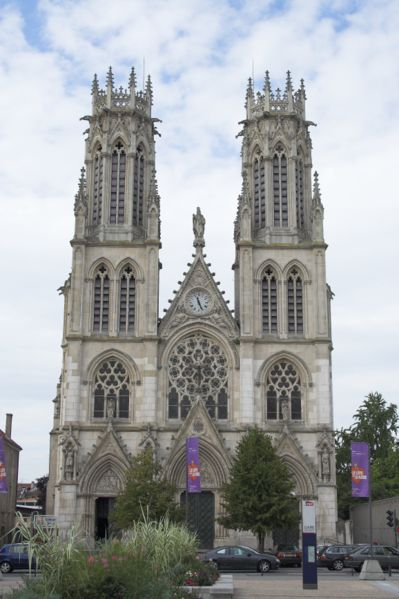 L'église Saint-Léon, Nancy