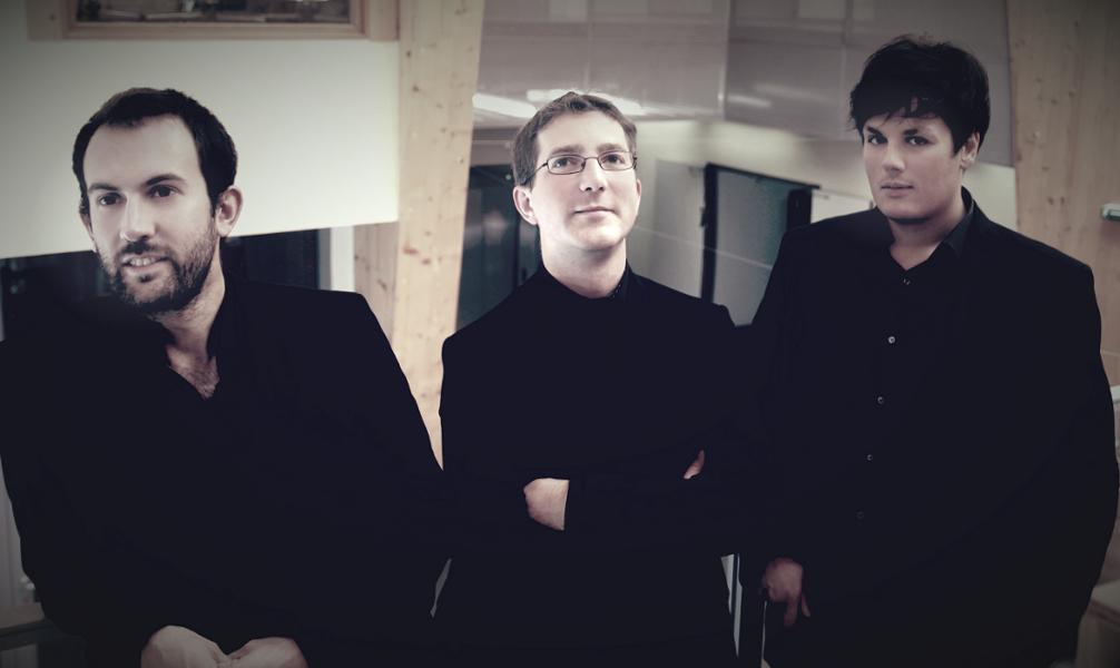 Pascal Monlong, Pierre Cordier, David Violi