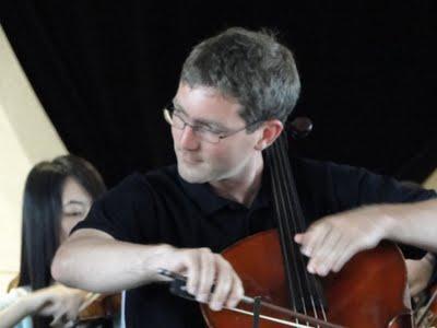 Pierre Cordier, violoncelle