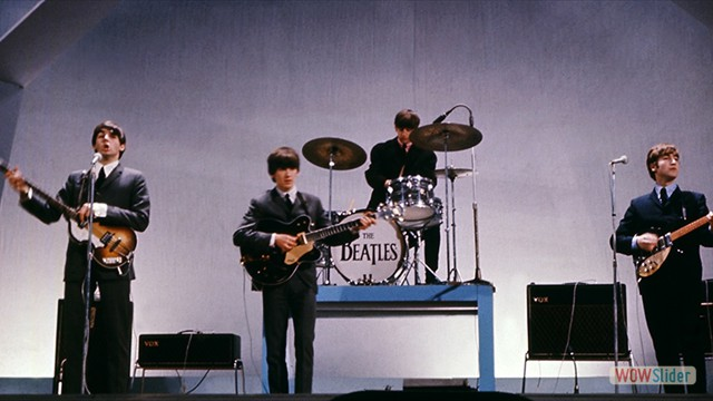 The_Beatles_in_concert