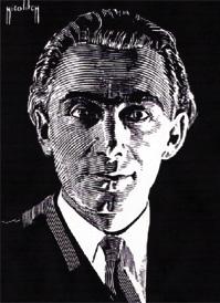 Henri Tomasi, gravure de Nicolitch