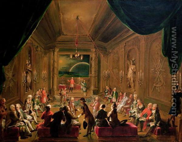 Mozart en 1777