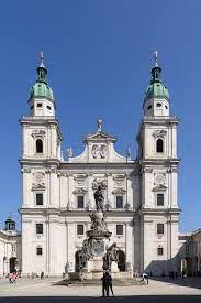 La cathédrale de Salzbourg